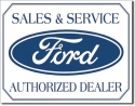 Automotive & Truck Signs