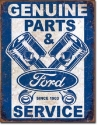 Ford Parts & Service Sign
