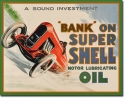 Bank On Shell Oil