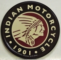 Indian Motorcycle Sign 1901