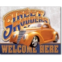 Hot Rod & Street Rod Garage Signs