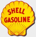 Wayne 60 Gas Pump Porcelain Signs