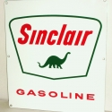 Bennett 76 Gas Pump Porcelain Signs