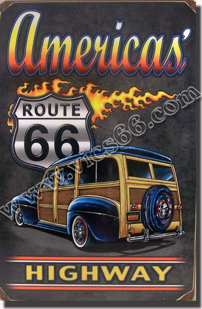 America S Coast To Coast Route 66 Highway Amp Classic