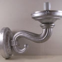 We also offer wall sconces for wall mounting our globes