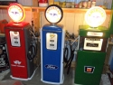 Roys Gas Pump Collection